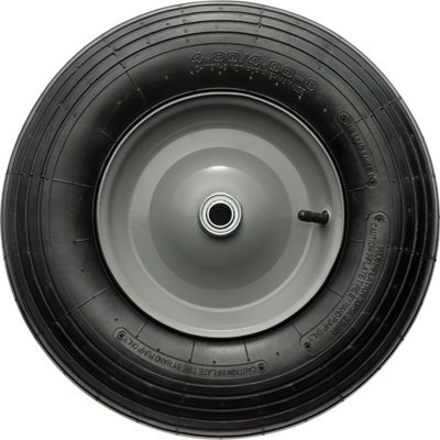 Pneumatic Tire; Ribbed Tread; 16 in. x 4.00-8
