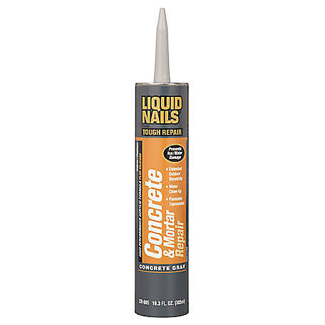 Liquid Nails Concrete Repair