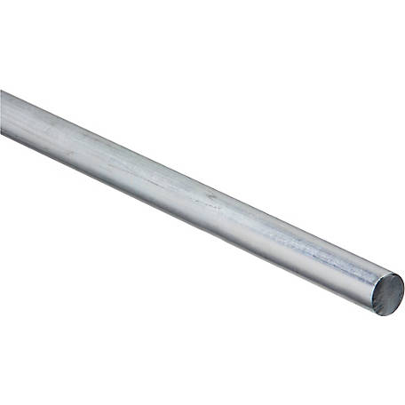 National Hardware 4005BC 5/8 in. x 36 in. Smooth Rod, Zinc