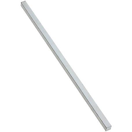 National Hardware 4030BC 3/8 in. x 12 in. Key Stock, Zinc