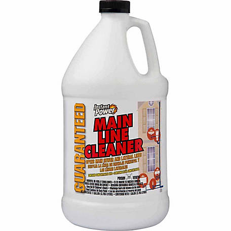 Instant Power Main Line Cleaner, 1 gal.