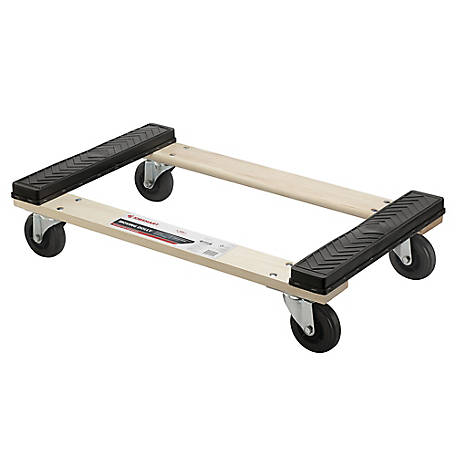 JobSmart 1,200 lb. Furniture Dolly, MD12FV-100P