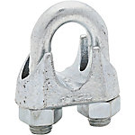 National Hardware 3230BC 3/4 in. Wire Cable Clamp, Zinc
