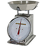 Sportsman Series Stainless Steel Dial Scale, 44 lb. Capacity