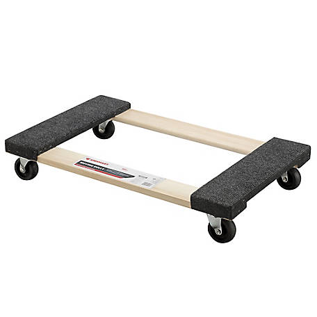 JobSmart 800 lb. Furniture Dolly, MD12FC-75P