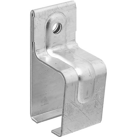 National Hardware DP51F Single Bracket, Galvanized