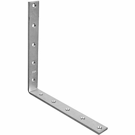 National Hardware N220-186 115 Corner Brace, Zinc Plated
