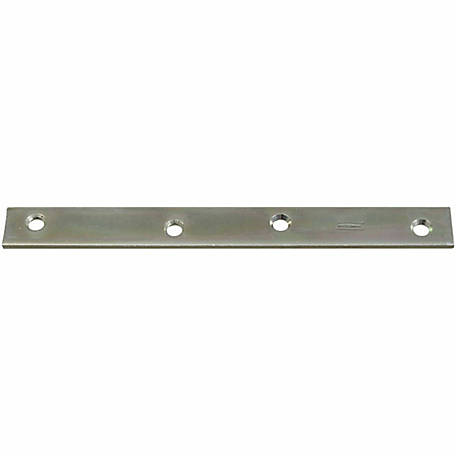 National Hardware N220-293 118 Mending Brace, Zinc Plated