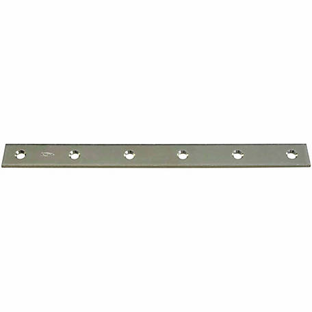National Hardware N220-335 118 Mending Brace, Zinc Plated