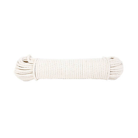 Koch Industries Cotton/Polypropylene Sash Cord, #8 x 100 ft. Hank