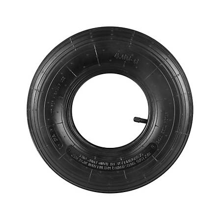 13 In X 4 00 6 In Replacement Tire Tube Ribbed Tread At