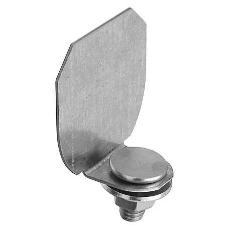 National Hardware DP5408B End Cap, Galvanized