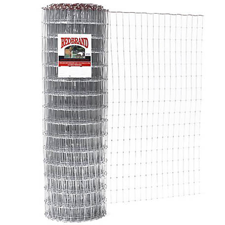 Red Brand Non-Climb Horse Fence, 60 in. x 200 ft.