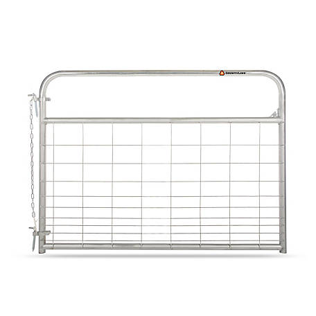 Tarter Galvanized Mesh Gate, 6 ft.