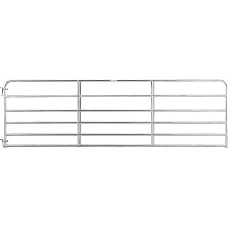 Tarter Galvanized Economy Gate, 14 ft. L