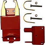 SpeeCo Two-Way Lockable Gate Latch