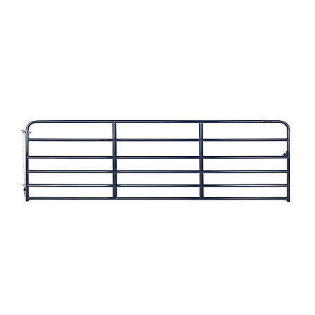 CountyLine 14 ft. Utility Gate, Blue, 6EB14