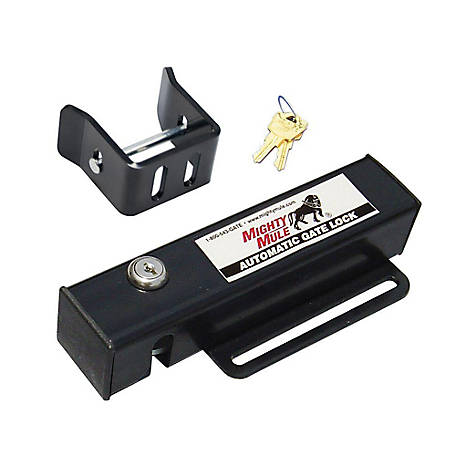 Mighty Mule Automatic Gate Lock, FM143-SL
