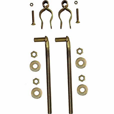 SpeeCo Gate Hinge Kit