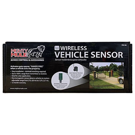 Mighty Mule Wireless Gate Opening Sensor, FM130
