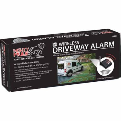 Mighty Mule Wireless Driveway Alarm At