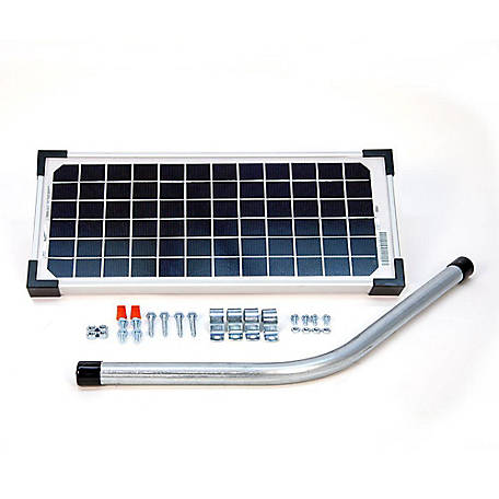 Mighty Mule 10 Watt Solar Panel Fm123 At Tractor Supply Co