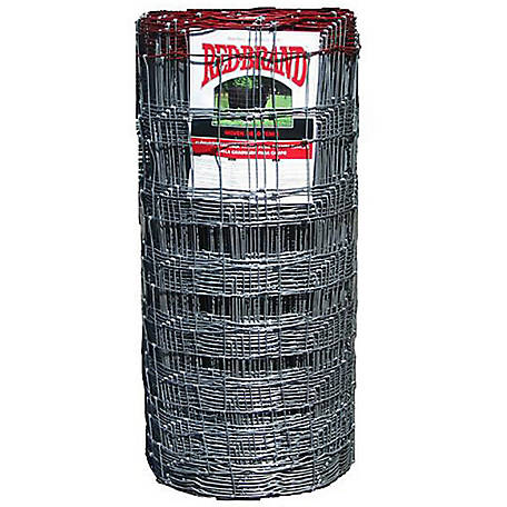 Red Brand General Purpose Field Fence, 6 in. Vertical Stays, 32 in. H, 12.5 ga. Filler Wire
