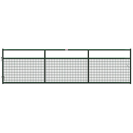 CountyLine Wire Filled Gate, 16 ft. L x 50 in. H