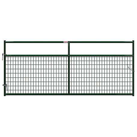 CountyLine Wire Filled Gate, 10 ft. L x 50 in. H