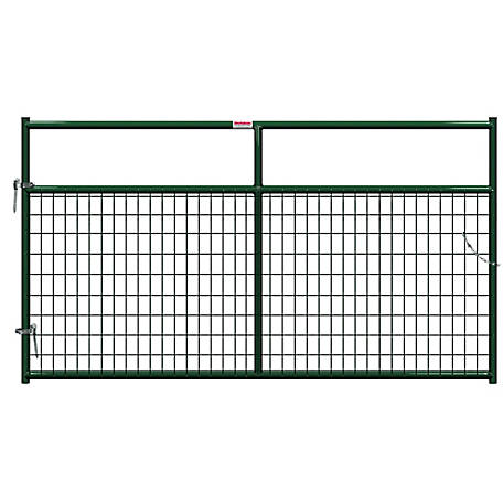 CountyLine Wire Filled Gate, 8 ft. L x 50 in. H