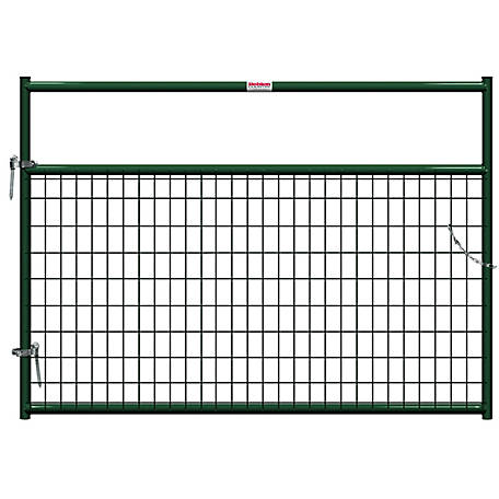 CountyLine Wire Filled Gate, 6 ft. L x 50 in. H