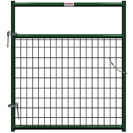 CountyLine Wire Filled Gate, 4 ft. L x 50 in. H