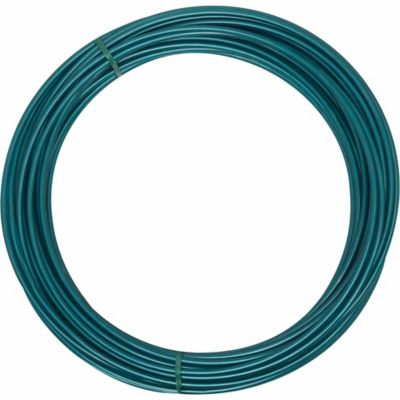 Buy National Hardware N267-039 2575BC Clothesline Wire; Green Plastic Coated Online