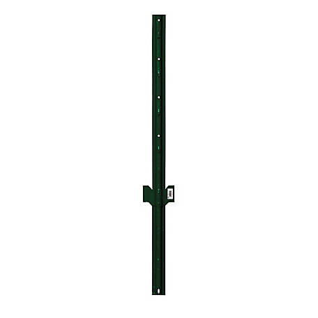 Garden Zone Light Duty Fence Post, 3 ft., 90003