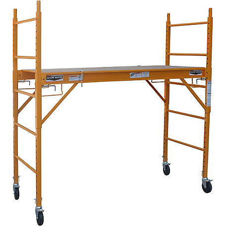 Multipurpose Scaffold, 6 ft. L