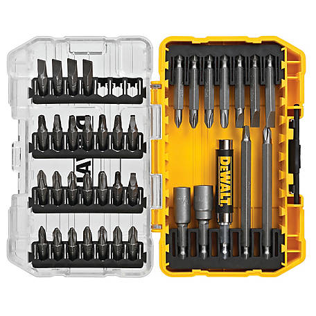 DeWALT Screwdriving Set with Tough Case, 37 pc.