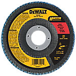 DeWALT 80g Type 29 HP Flap Disc, 4-1/2 in. x 7/8 in.