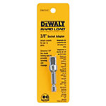 DeWALT Socket Adapter, 3/8 in.