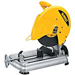 DeWALT 14 in. Chop Saw with QUIK-CHANGE Keyless Blade Change System