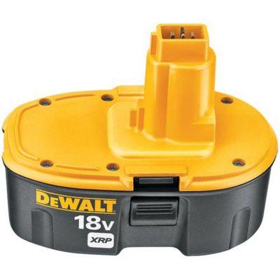 DeWALT 18V XRP Battery Pack