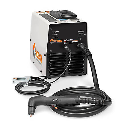 Hobart AirForce 12ci Plasma Cutter with Built-In Air Compressor, 500564