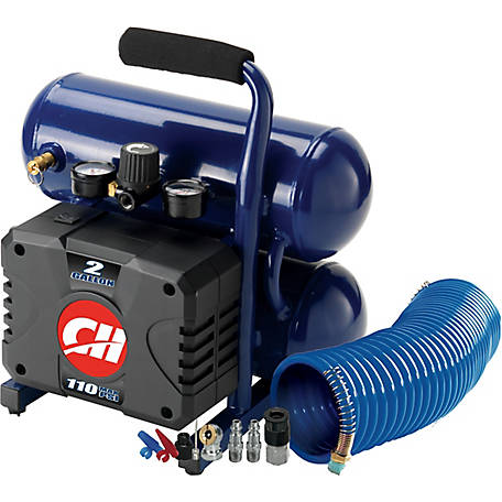Campbell Hausfeld 1/3 HP 2 gal. Oil-Free Air Compressor
