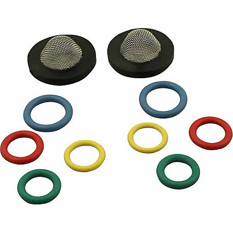 Apache Hose Water Inlet Filters & O-Ring Seals