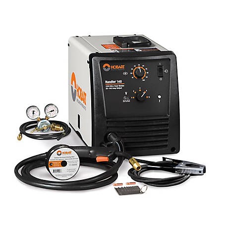 hobart handler 140 mig wire welder, 115v at tractor supply coFree Shipping Lincoln Electric Easy Mig 140 Fluxcore Mig Welder #21