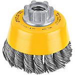 DeWALT 3in. Knotted Cup Brush
