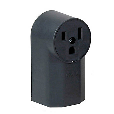 Hobart Wall Receptacle, 230V Pin Type, 770022