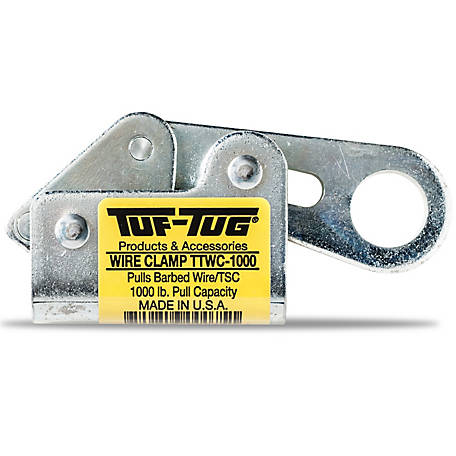 Tuf-Tug Wire Clamp