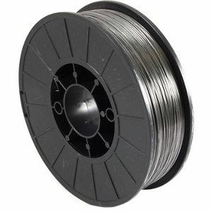 Forney Flux Core Mild Steel MIG Wire, .035 Diameter, 10 lb. Spool ...