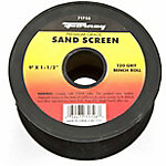 Forney Sand Screen, 1-1/2 in. x 9 ft., 120 Grit