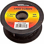 Forney Sand Screen, 1-1/2 in. x 9 ft., 320 Grit
